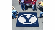 Fan Mats 3275  BYU - Brigham Young University Cougars 5' x 6' Tailgater Mat / Area Rug