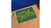 """Fan Mats 3527  William & Mary Tribe 19"""" x 30"""" Starter Series Area Rug / Mat"""