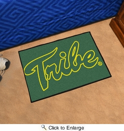"Fan Mats 3527  William & Mary Tribe 19"" x 30"" Starter Series Area Rug / Mat"