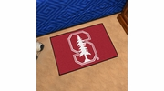 "Fan Mats 3616  Stanford University Cardinal 19"" x 30"" Starter Series Area Rug / Mat"