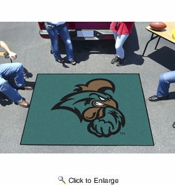 Fan Mats 3695  Coastal Carolina University Chanticleers 5' x 6' Tailgater Mat
