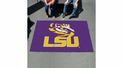 Fan Mats 3951  LSU - Louisiana State University Tigers 5' x 8' Ulti-Mat Area Rug / Mat