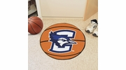 "Fan Mats 402  Creighton University Bluejays 27"" Diameter Basketball Shaped Area Rug"