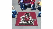 Fan Mats 4227  NMSU - New Mexico State University Aggies 5' x 6' Tailgater Mat / Area Rug