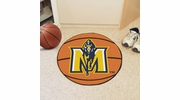 "Fan Mats 4354  MSU - Murray State University Racers 27"" Diameter Basketball Shaped Area Rug"