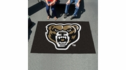 Fan Mats 4389  Oakland University Golden Grizzlies 5' x 8' Ulti-Mat
