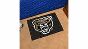 "Fan Mats 4391  Oakland University Golden Grizzlies 19"" x 30"" Starter Mat"