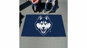 Fan Mats 4407  UConn - University of Connecticut Huskies 5' x 8' Ulti-Mat Area Rug / Mat