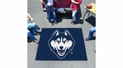 Fan Mats 4408  UConn - University of Connecticut Huskies 5' x 6' Tailgater Mat / Area Rug