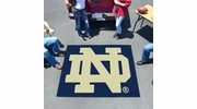 Fan Mats 4413  ND - University of Notre Dame Fighting Irish 5' x 6' Tailgater Mat / Area Rug