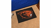 "Fan Mats 4520  OSU - Oregon State University Beavers 19"" x 30"" Starter Series Area Rug / Mat"