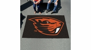 Fan Mats 4522  OSU - Oregon State University Beavers 5' x 8' Ulti-Mat Area Rug / Mat