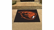 "Fan Mats 4523  OSU - Oregon State University Beavers 33.75"" x 42.5"" All-Star Series Area Rug / Mat"