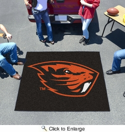 Fan Mats 4527  OSU - Oregon State University Beavers 5' x 6' Tailgater Mat / Area Rug