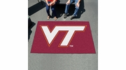Fan Mats 4588  VT - Virginia Tech Hokies 5' x 8' Ulti-Mat Area Rug / Mat