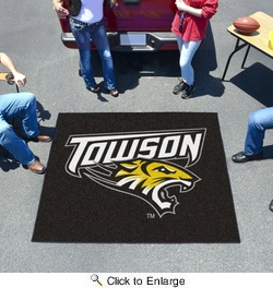 Fan Mats 4672  Towson University Tigers 5' x 6' Tailgater Mat