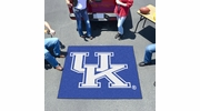 Fan Mats 5107  UK - University of Kentucky Wildcats 5' x 6' Tailgater Mat / Area Rug