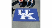 Fan Mats 5108  UK - University of Kentucky Wildcats 5' x 8' Ulti-Mat Area Rug / Mat