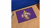 "Fan Mats 5109  Louisiana State University Tigers 19"" x 30"" Starter Mat"