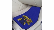 "Fan Mats 5170  UK - University of Kentucky Wildcats 17"" x 27"" Carpeted Car Mat Set"