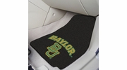 "Fan Mats 5189  Baylor University Bears 17"" x 27"" Carpeted Car Mat Set"