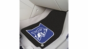 "Fan Mats 5223  Duke University Blue Devils 17"" x 27"" Carpeted Car Mat Set"