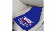 "Fan Mats 5234  FAU - Florida Atlantic University Owls 17"" x 27"" Carpeted Car Mat Set"