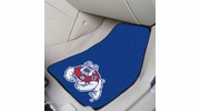 "Fan Mats 5239  Fresno State Bulldogs 17"" x 27"" Carpeted Car Mat Set"
