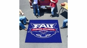 Fan Mats 53  FAU - Florida Atlantic University Owls 5' x 6' Tailgater Mat / Area Rug