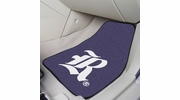 "Fan Mats 5303  Rice University Owls 17"" x 27"" Carpeted Car Mat Set"