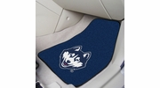 "Fan Mats 5440  UConn - University of Connecticut Huskies 17"" x 27"" Carpeted Car Mat Set"