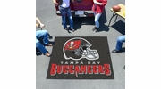 Fan Mats 5859  NFL - Tampa Bay Buccaneers 5' x 6' Tailgater Mat / Area Rug