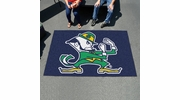 Fan Mats 6042  ND - University of Notre Dame Fighting Irish 5' x 8' Ulti-Mat Area Rug / Mat