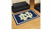 Fan Mats 6274  ND - University of Notre Dame Fighting Irish 5' x 8' Area Rug