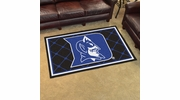 Fan Mats 6280  Duke University Blue Devils 4' x 6' Area Rug