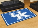 Fan Mats 6288  UK - University of Kentucky Wildcats 5' x 8' Area Rug