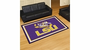Fan Mats 6289  LSU - Louisiana State University Tigers 5' x 8' Area Rug