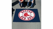 Fan Mats 6337  MLB - Boston Red Sox 5' x 8' Ulti-Mat Area Rug / Mat