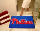 "Fan Mats 6449  MLB - Philadelphia Phillies 33.75"" x 42.5"" All-Star Series Area Rug / Mat"