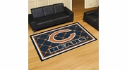 Fan Mats 6566  NFL - Chicago Bears 5' x 8' Area Rug