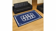 Fan Mats 6582  NFL - Indianapolis Colts 5' x 8' Area Rug