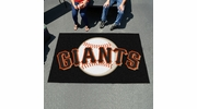 Fan Mats 6623  MLB - San Francisco Giants 5' x 8' Ulti-Mat Area Rug / Mat