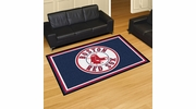 Fan Mats 6964  MLB - Boston Red Sox 5' x 8' Area Rug