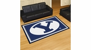 Fan Mats 6987  BYU - Brigham Young University Cougars 5' x 8' Area Rug