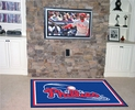 Fan Mats 7076  MLB - Philadelphia Phillies 5' x 8' Area Rug