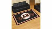 Fan Mats 7082  MLB - San Francisco Giants 5' x 8' Area Rug