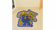 Fan Mats 7916  UK - University of Kentucky Wildcats Approx. 3 ft x 4 ft Mascot Area Rug / Mat