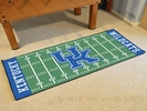 "Fan Mats 7944  University of Kentucky Wildcats 30"" x 72"" Football Field Runner"