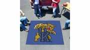 Fan Mats 796  UK - University of Kentucky Wildcats 5' x 6' Tailgater Mat / Area Rug