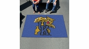 Fan Mats 799  UK - University of Kentucky Wildcats 5' x 8' Ulti-Mat Area Rug / Mat